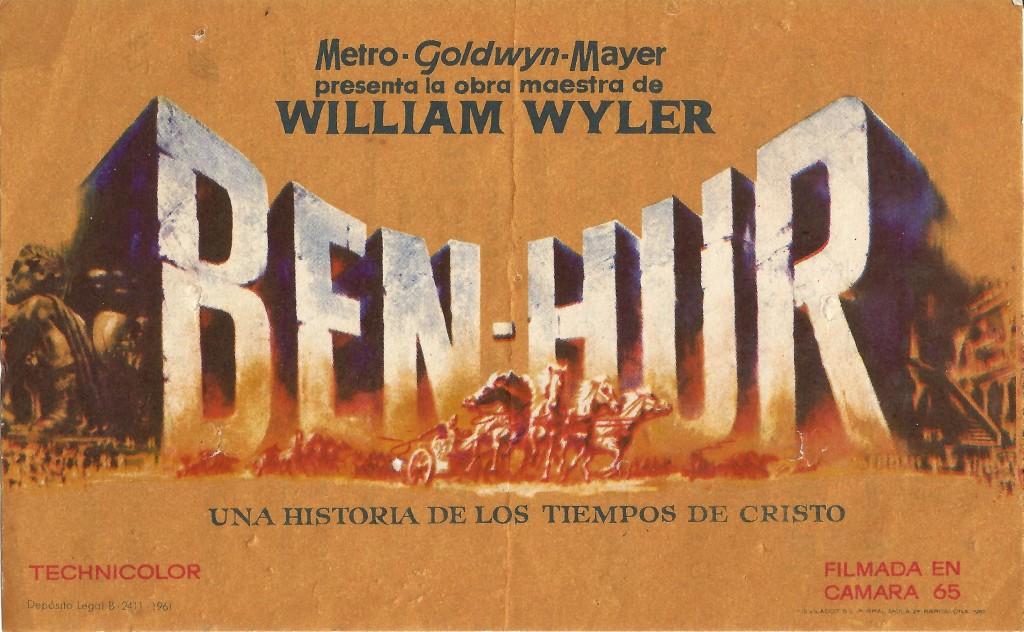 Ben-Hur en Astoria imagen - Paco
