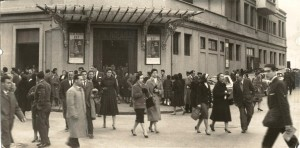 Ante Miramar foto grande abril 1958 sepia - Paco