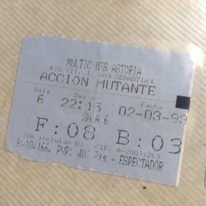 1993 ACCION MUTANTE