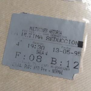 1995 LA ULTIMA SEDUCCION