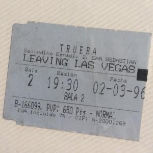 1996 LEAVING LAS VEGAS