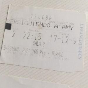 1997 PERSIGUIENDO A AMY
