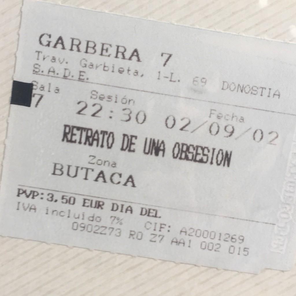 2002 RETRATO DE UNA OBSESION