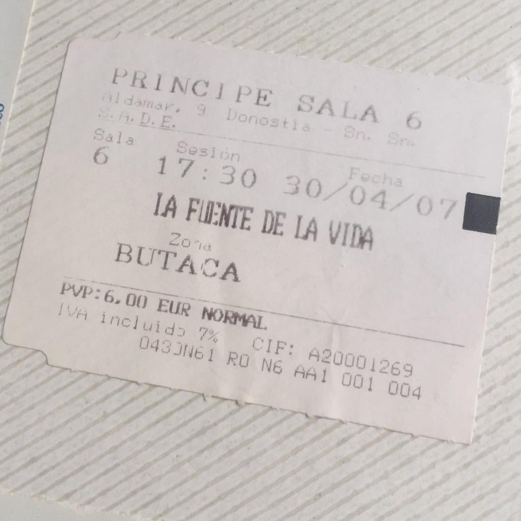 2007 LA FUENTE DE LA VIDA