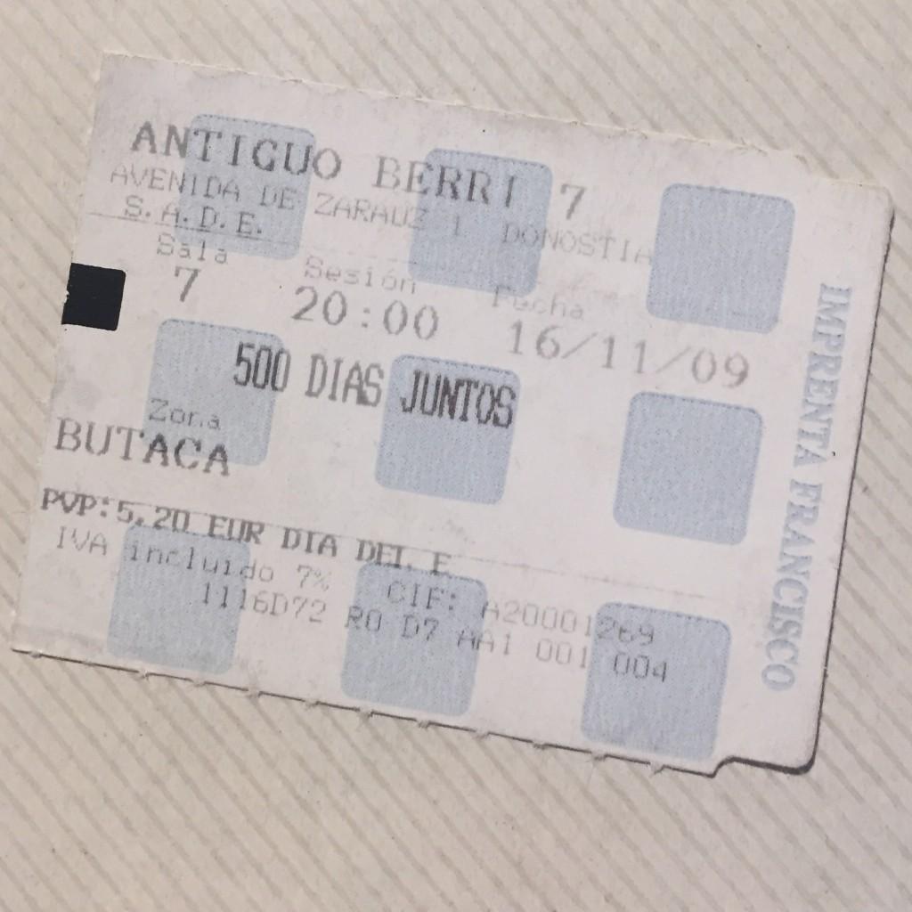 2009 500 DIAS JUNTOS