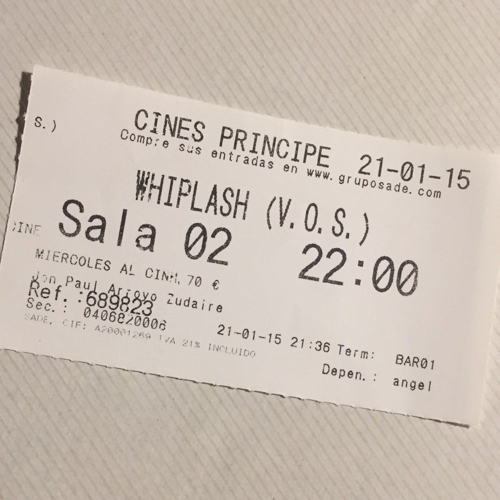 2015 WHIPLASH