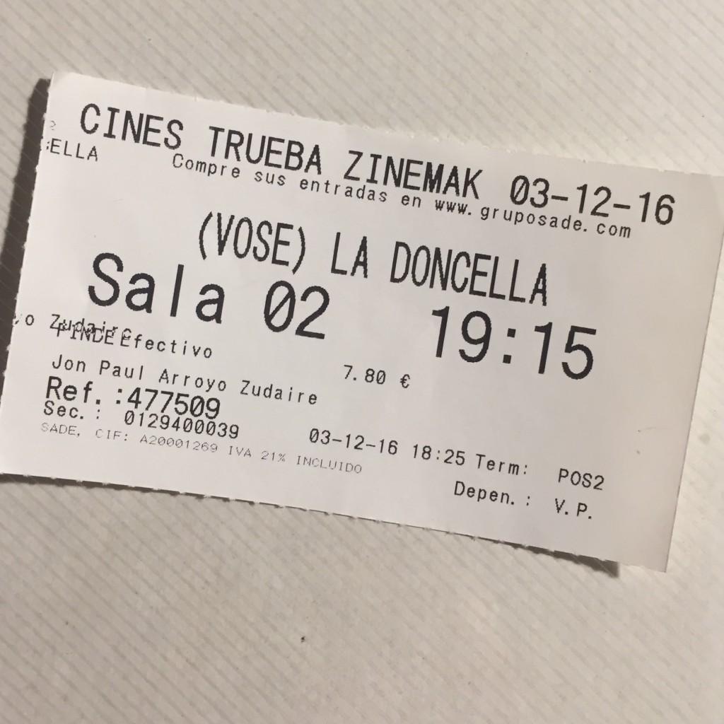 2016 LA DONCELLA