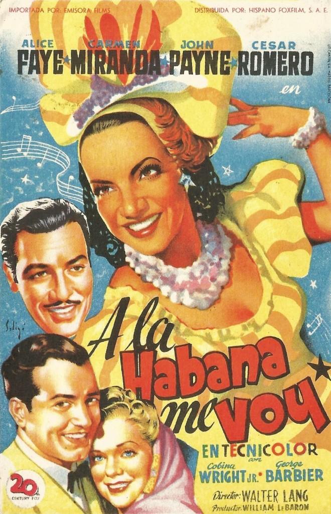 A la Habana me voy - Garzo