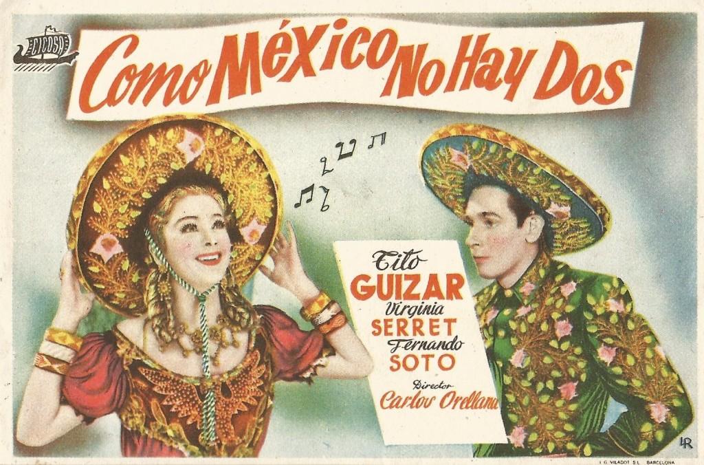 Como México no hay dos - Garzo