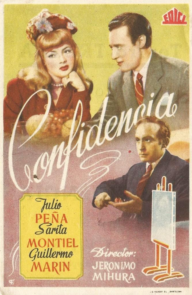 Confidencia - Garzo