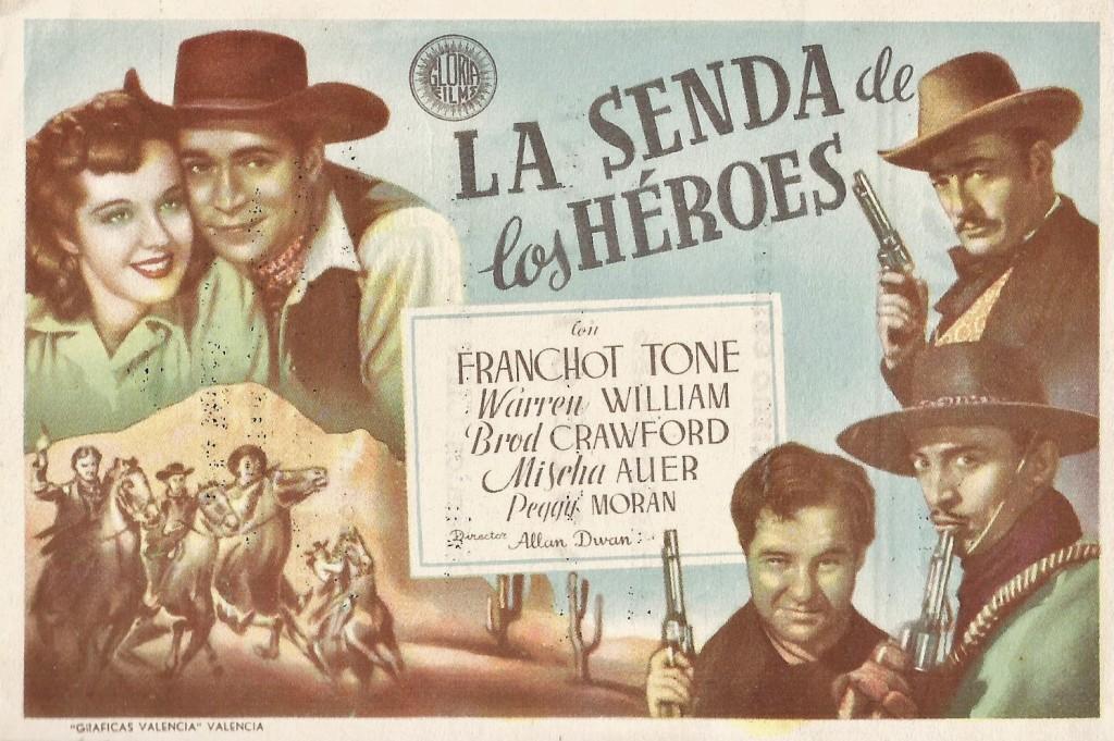 La senda de los héroes - Garzo