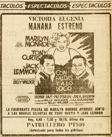 DV 01marz1964 Anuncio estreno Con faldas y.jpeg