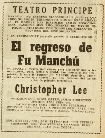 La Voz 17jun1966 víspera Fu Manchu.jpeg