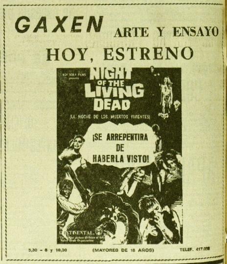 La Voz de E 16abril1972 Noche muertos vivs.jpeg