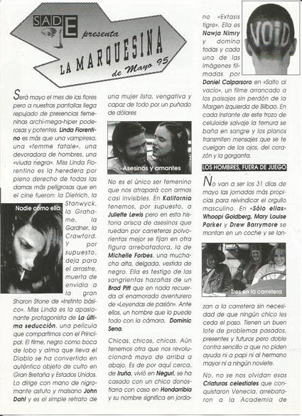La Marquesina - mayo95 p1