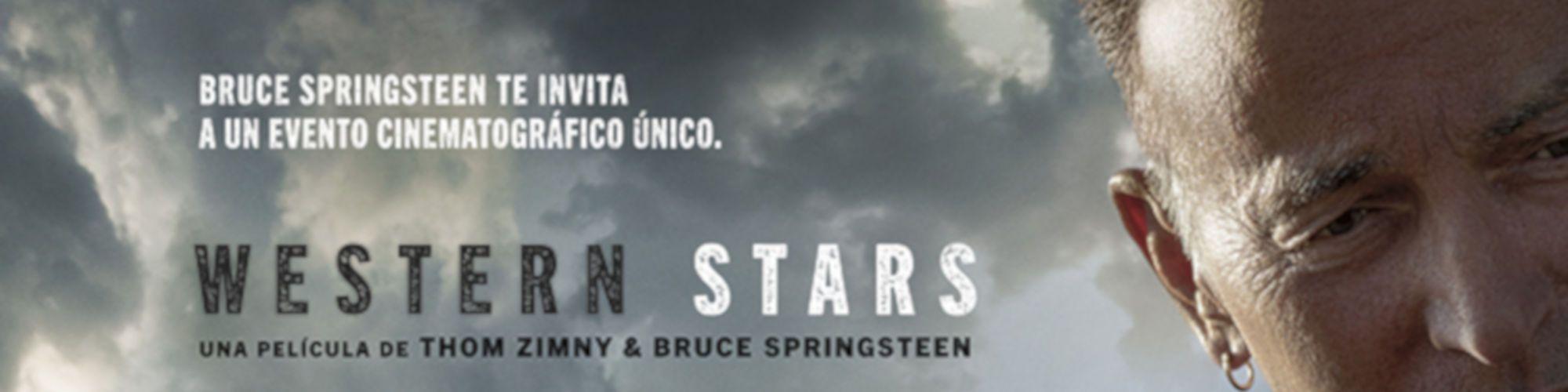 BRUCE SPRINGSTEEN Western Stars (Banner SuperiorOK)