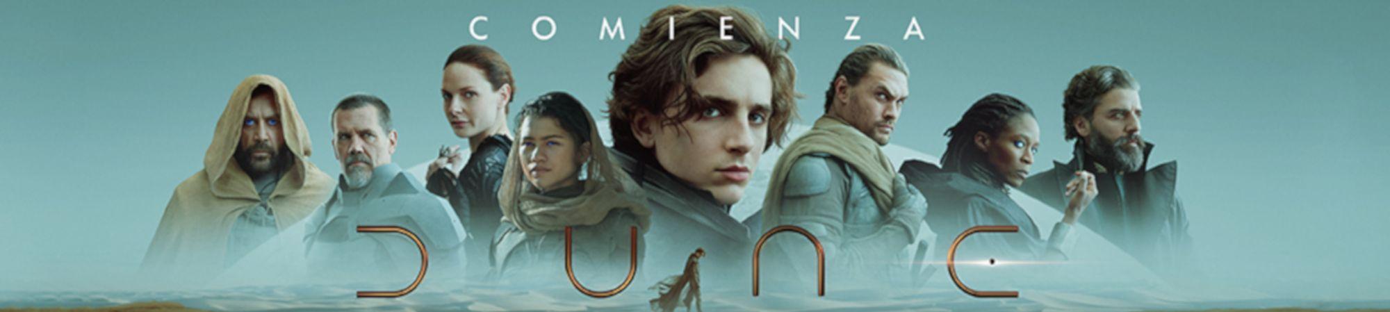 Dune (Banner Superior)