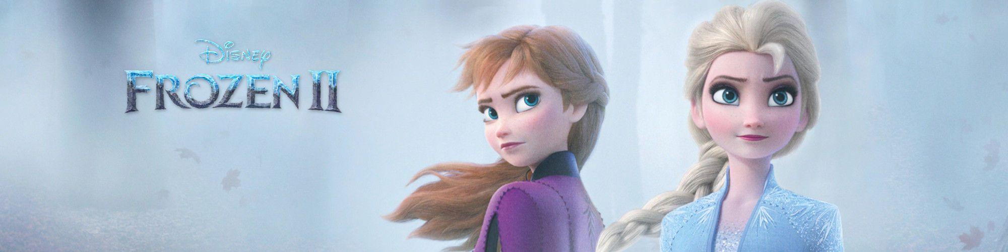Frozen II (Banner Superior)
