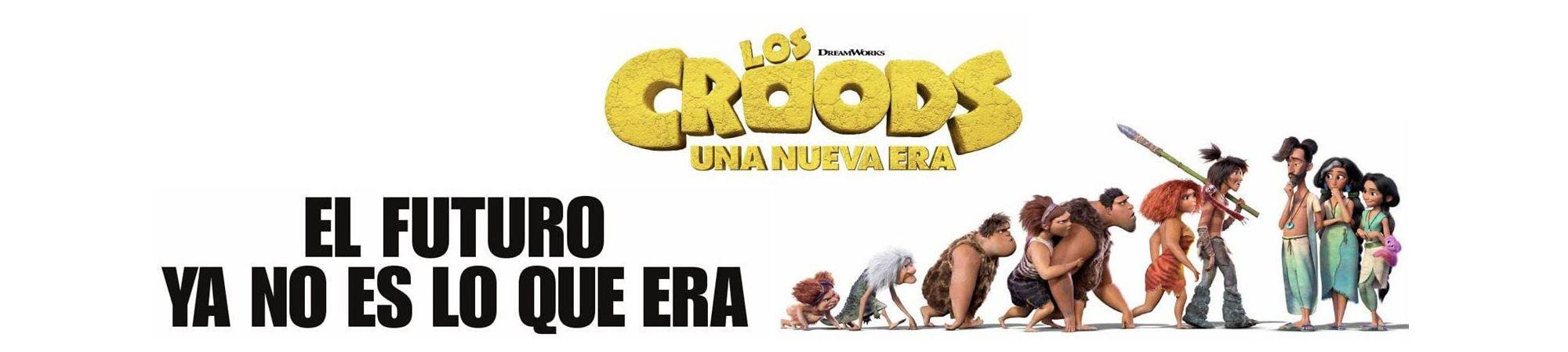 LOS CROODS Una Nueva Era (Banner Superior)