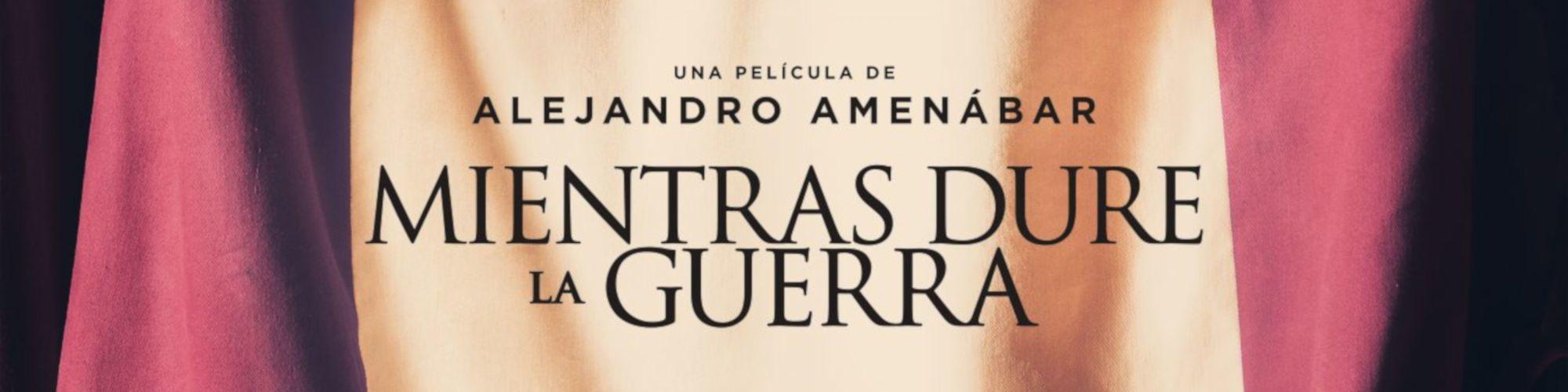 Mientras Dure La Guerra (Banner SUPERIOR)