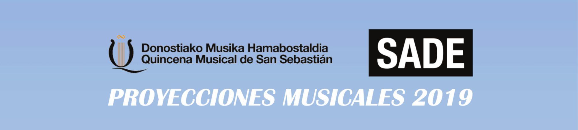 Proyecciones Musicales (Banner Superior)