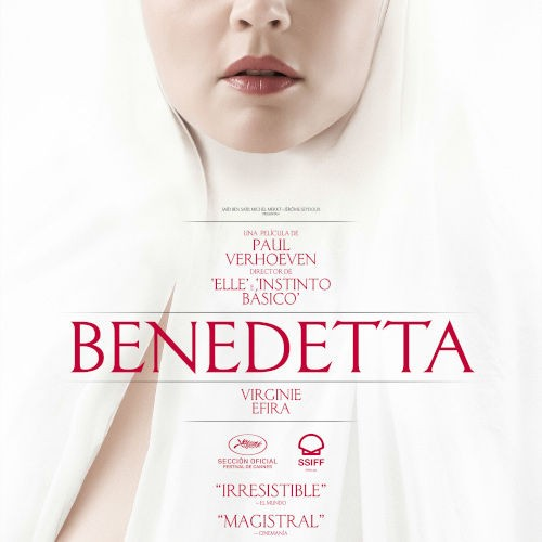 Benedetta (Estreno de cine en Donostia - San Sebastián)