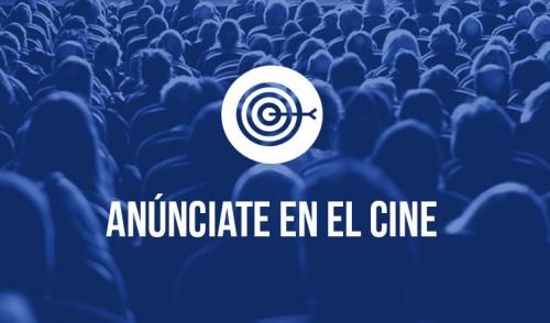 Anúnciate en el cine