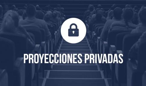 Proyecciones privadas