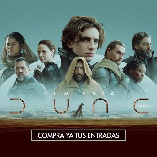 Dune (Estreno de cine en Donostia - San Sebastián)