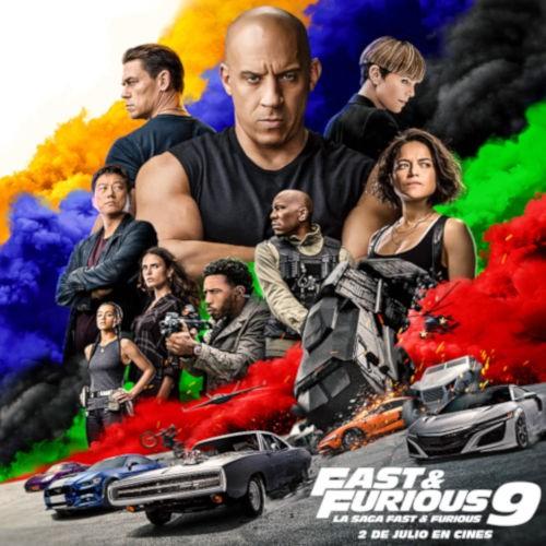 Fast & Furious 9 (Estreno en DONOSTIA-SAN SEBASTIÁN)