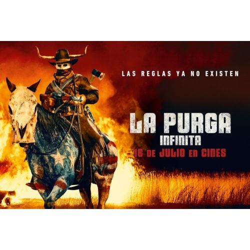 La Purga Infinita (estreno en DONOSTIA-SAN SEBASTIAN)