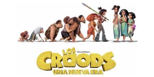 LOS CROODS Una nueva era (Estreno en DONOSTIA-SAN SEBASTIAN)