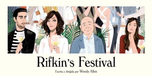 Rifkin's Festival (Woody Allen en Donosti)