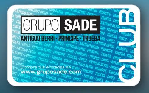 Tarjeta Club Sade