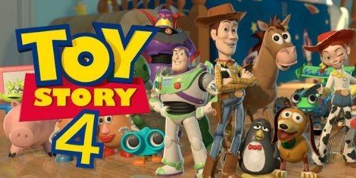 Entradas Toy Story 4