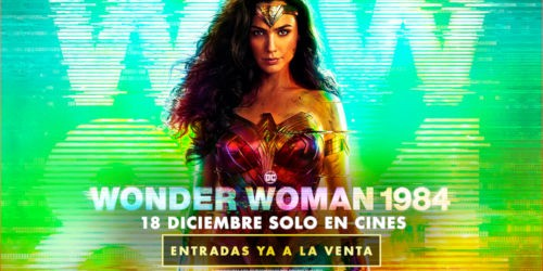 Wonder Woman 1984 (estreno en Donostia - San Sebastián)