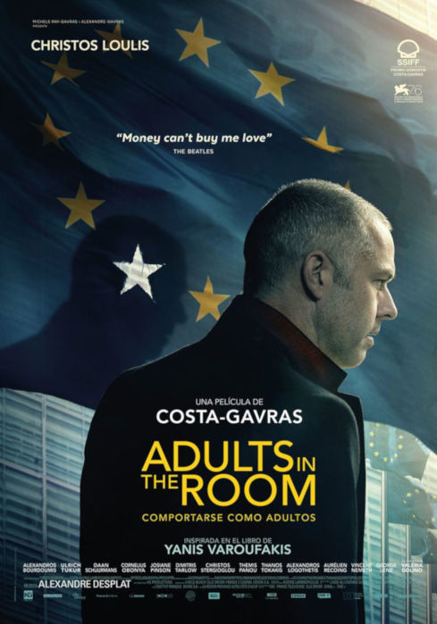 ADULTS IN THE ROOM: Comportarse como adultos - V.O.S.
