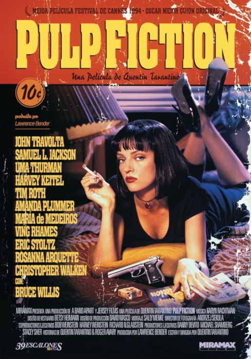 Pulp fiction - V.O.S.