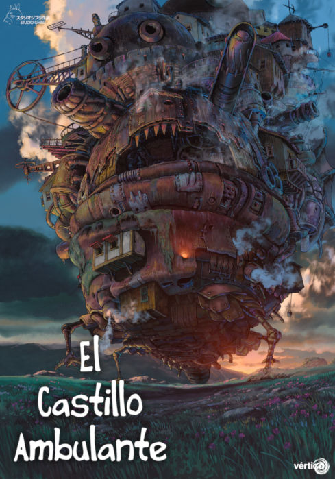 El castillo ambulante - V.O.S.